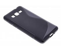 Schwarze S-Line TPU Hülle für Samsung Galaxy Grand Prime