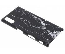 Marmor-Look Hardcase Handyhülle Sony Xperia XZ / XZs