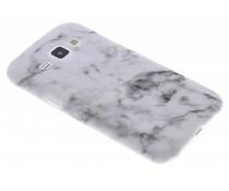 Marmor-Look Hardcase Handyhülle Samsung Galaxy J1