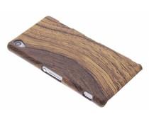Holz-Design Hardcase-Hülle Sony Xperia Z3