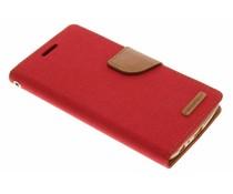 Mercury Goospery Rot Canvas Diary Case LG G3