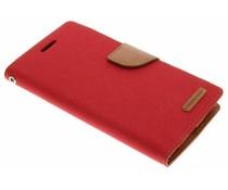 Mercury Goospery Rot Canvas Diary Case LG G4