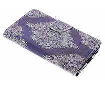 Design TPU Booktype Hülle für das Nokia 6