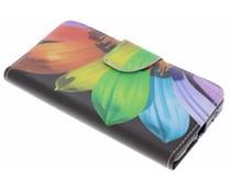 Design TPU Booktype Hülle für Nokia 7