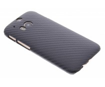 Carbon Look Hardcase-Hülle für HTC One M8 / M8s