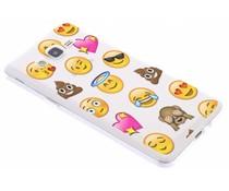 Emoji Design TPU Hülle für Samsung Galaxy Grand Prime
