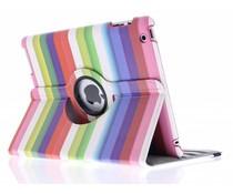 360° drehbare Design Tablet Hülle iPad 2 / 3 / 4