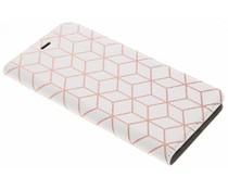 Cubes Design Booklet für Huawei P10 Plus