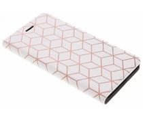 Cubes Design Booklet für Nokia 6