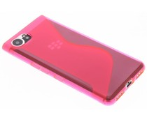Rosa S-Line TPU Hülle für Blackberry Keyone
