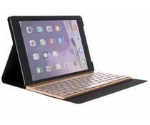 Buchtyp-Schutzhülle mit einer Tastatur iPad (2018) / (2017) / Air 2 / Air