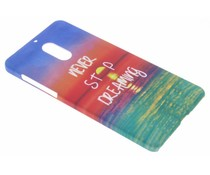 Design Hardcase Hülle für Nokia 6