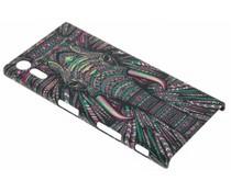 Aztec Animal Design Hardcase Handyhülle Sony Xperia XZ / XZs