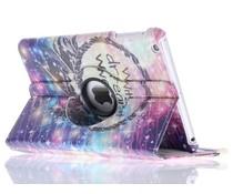 360° drehbare Design Tablet Hülle iPad Mini / 2 / 3