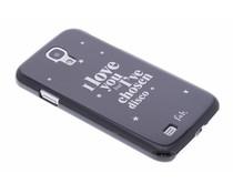 Fab. Disco Glitter Hardcase Handyhülle für das Samsung Galaxy S4