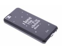 Fab. Disco Glitter Hardcase Handyhülle für das iPhone 5c