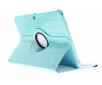 360º drehbare Krokodil Tablet Hülle Samsung Galaxy Tab 3 10.1
