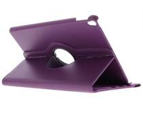 Lila 360° drehbare Schutzhülle für das iPad Pro 10.5