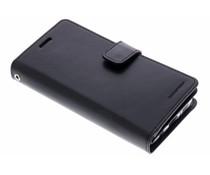 Mercury Goospery Schwarzes Mansoor Wallet Case für Samsung Galaxy S9
