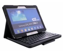 Buchtyp-Schutzhülle mit einer Tastatur Galaxy Tab 3 / 4 10.1
