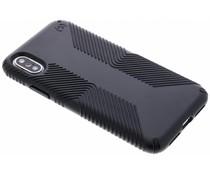 Speck Schwarzes Presidio Grip Case iPhone Xs / X