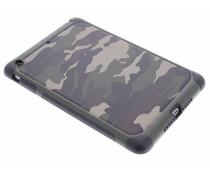 Army Defender Booktype Hülle Grün für iPad Mini / 2 / 3