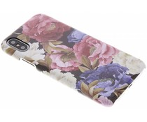 Selencia Flowers Passion Hard Case iPhone X