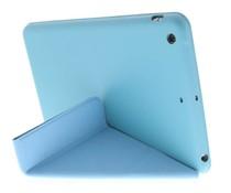 Helllblaues Flipstand Cover iPad Mini / 2 / 3