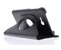 Schwarze 360° drehbare Schutzhülle für das Samsung Galaxy Tab 3 Lite 7.0