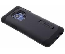 Spigen Schwarze Slim Armor™ Case für das Samsung Galaxy S9