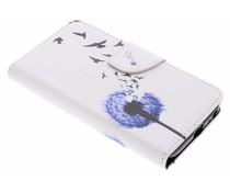 Design TPU Booktype Hülle für Samsung Galaxy J3 (2017)
