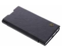 Nillkin Qin Leather Slim Booktype Hülle Schwarz für das Sony Xperia XA2