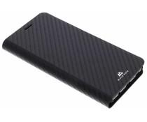 Black Rock Schwarzes Flex Carbon Booklet Case für das Samsung Galaxy S9