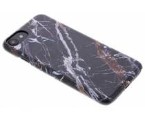 Selencia Black Marble Passion Hard Case für das iPhone 8 / 7 / 6 / 6s