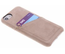 Decoded Braunes Leather Back Cover für das iPhone 8 / 7 / 6s / 6