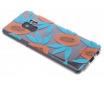 Fabienne Chapot Papaya Softcase für das Samsung Galaxy S9
