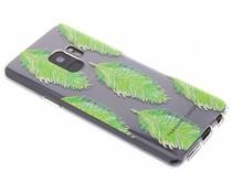 Fabienne Chapot Blue Lagoon Softcase voor de Samsung Galaxy S9