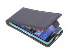 Selencia Luxus Flipcase für Sony Xperia Z3 Compact