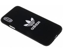adidas Originals Schwarzes Adicolor Moulded Case iPhone Xs / X