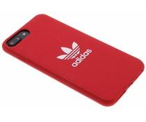 adidas Originals Adicolor Moulded Case Rot für das iPhone 8 Plus / 7 Plus / 6(s) Plus