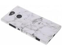 Marmor-Look Hardcase-Hülle für Sony Xperia XA2