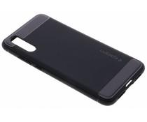 Spigen Schwarze Rugged Armor™ Case für das Huawei P20
