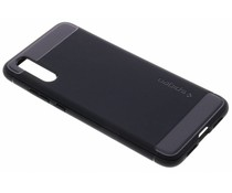Spigen Schwarzes Rugged Armor Case für das Huawei P20