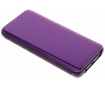 Samsung Lila Clear View Standing Cover für das Galaxy S9