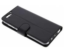 Azuri Schwarzes Booklet Case HTC One A9s