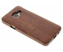 Hardcase aus echtem Bambus-Holz Samsung Galaxy A3 (2016)
