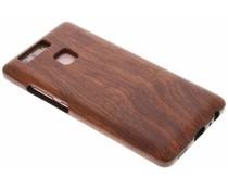 Hardcase aus echtem Bambus-Holz Huawei P9