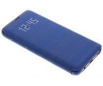 Samsung Blaues Original LED View Cover für das Galaxy S9