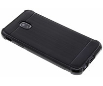 Schwarzes Xtreme Silikon-Case Samsung Galaxy J3 (2017)