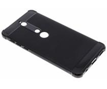 Schwarzes Xtreme Silikon-Case für das Nokia 6.1